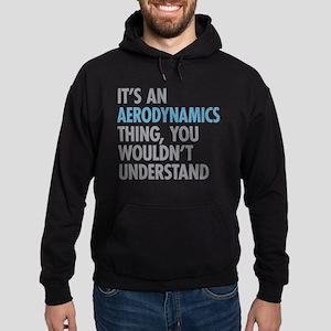Aerodynamics Thing Hoodie (dark)