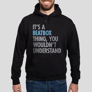 Beatbox Thing Hoodie (dark)