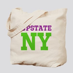 UPSTATE NEW YORK (ATHLETIC) Tote Bag