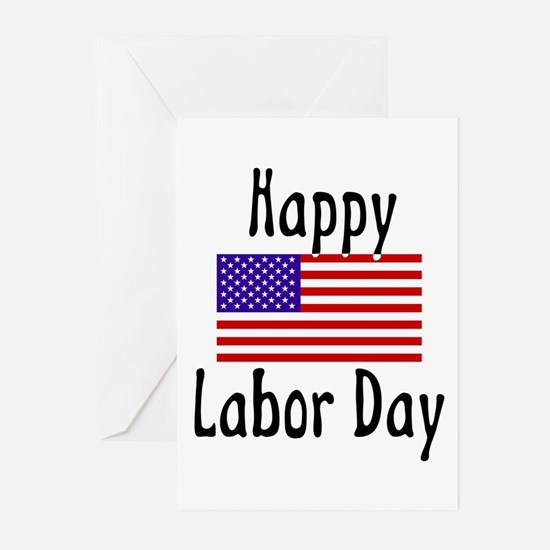 Cute Labor day Greeting Cards (Pk of 20)
