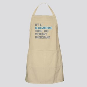 Blacksmithing Thing Apron