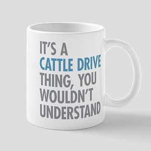 Cattle Drive Thing Mugs