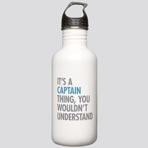 Captain Thing Stainless Water Bottle 1.0L
