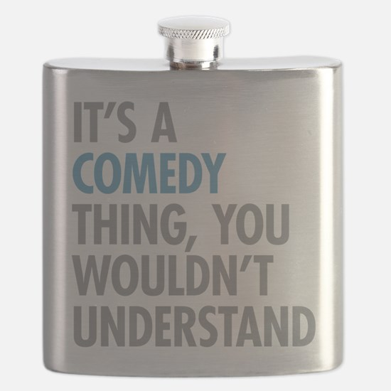 Comedy Thing Flask