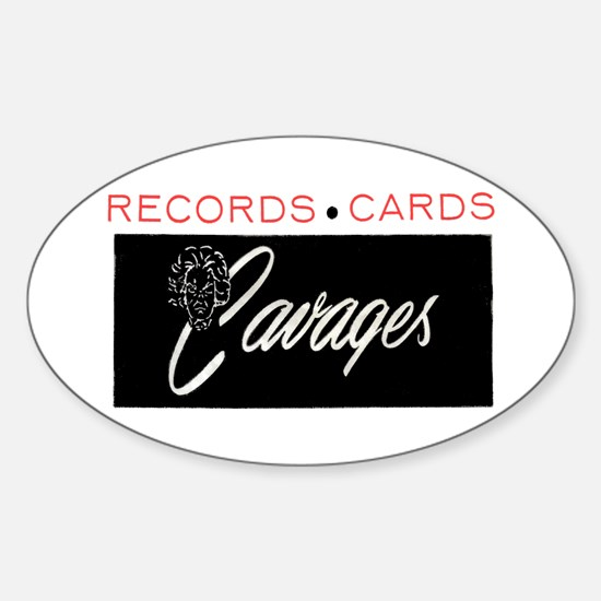 Cavages Logo Decal