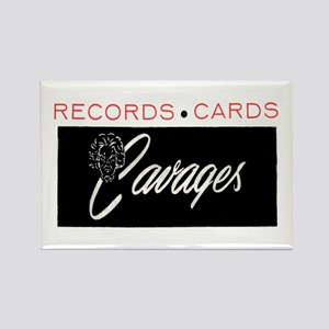 Cavages Logo Magnets