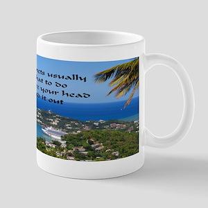 Follow Your Instincts Mug