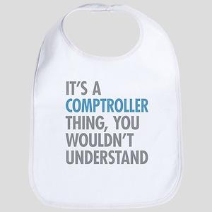 Comptroller Thing Bib