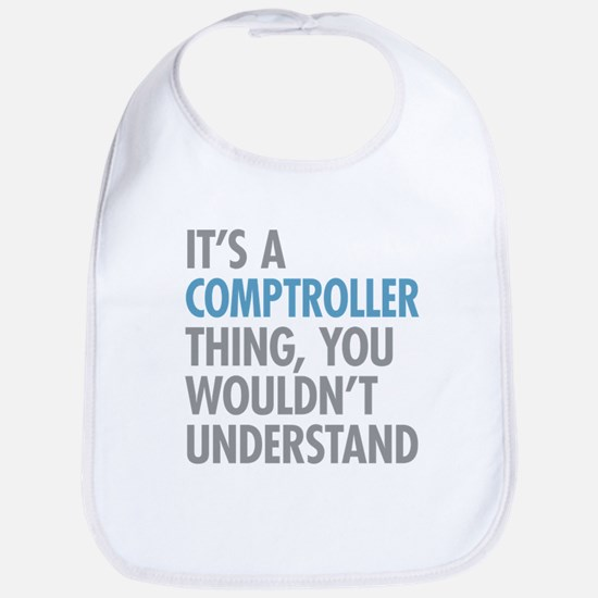 Comptroller Thing Bib