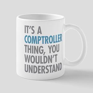 Comptroller Thing Mugs