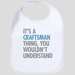 Craftsman Thing Bib