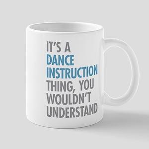 Dance Instruction Thing Mugs