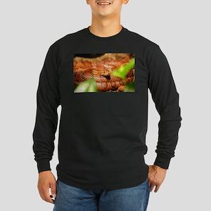 sunkissed corn snake Long Sleeve T-Shirt