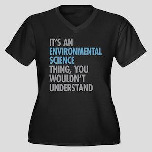 Environmental Science Thing Plus Size T-Shirt