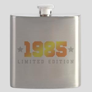 Limited Edition 1985 Birthday Shirt Flask