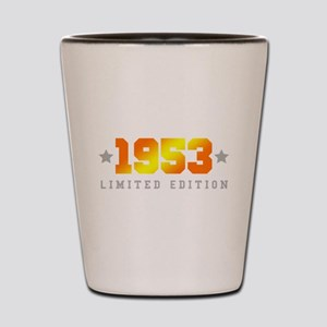 Limited Edition 1953 Birthday Shot Glass