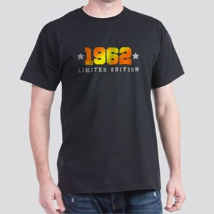 Limited Edition 1962 Birthday T-Shirt