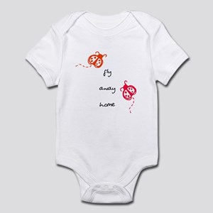 Fly Away Home Infant Bodysuit