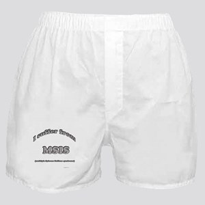 Spinone Syndrome Boxer Shorts