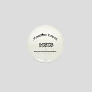 Spinone Syndrome Mini Button