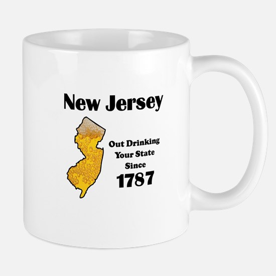 New Jersey is better then you Mugs