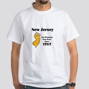 New Jersey is better then you T-Shirt