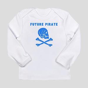 Future Pirate Long Sleeve T-Shirt