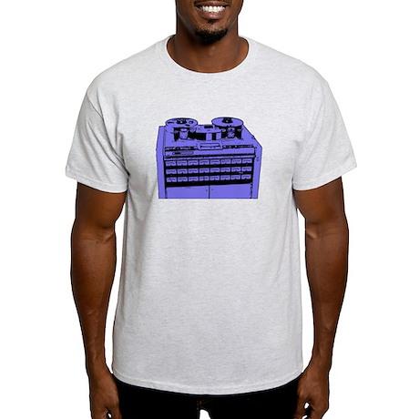 "24 Track 2"" Tape Machine Light T-Shirt"