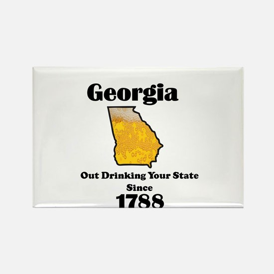 Georgia is better then you Magnets