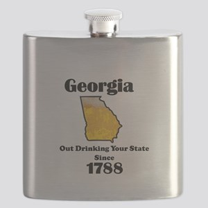 Georgia is better then you Flask