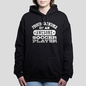 Soccer Grandma Women's Hooded Sweatshirt