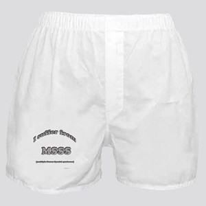 Sussex Syndrome Boxer Shorts