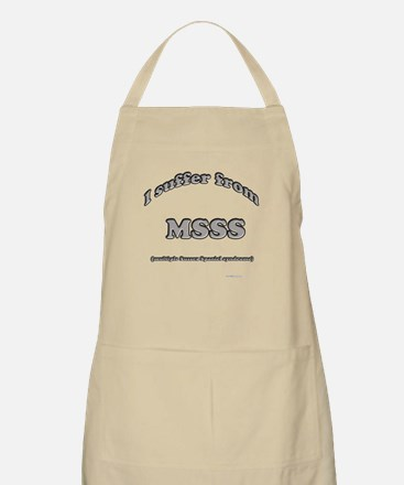 Sussex Syndrome BBQ Apron