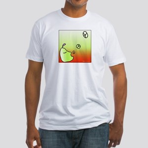 PEACE OF FRUIT Fitted T-Shirt