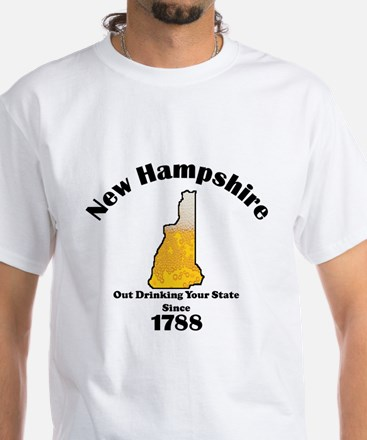 New Hampshire is better then you T-Shirt