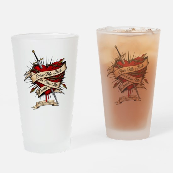 Cute Cole Drinking Glass