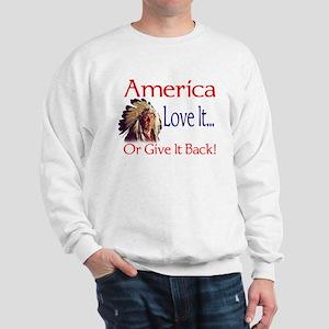 America Sweatshirt