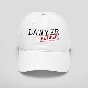 Retired Lawyer Cap