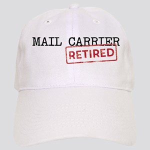 Retired Mail Carrier Cap