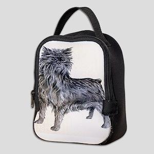 Affenpinscher Neoprene Lunch Bag