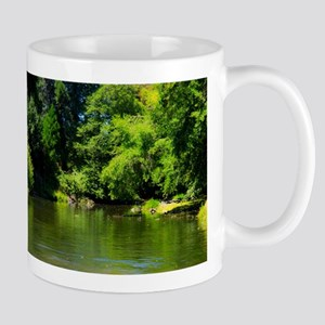 Lake Green Mugs