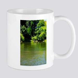 Ripples Green Mugs