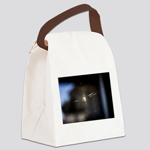 Itsy Spider III Canvas Lunch Bag