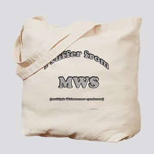 Weimaraner Syndrome Tote Bag