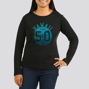 Vintage Style Hawaii 5-O Long Sleeve T-Shirt