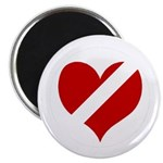 'Heartless' Magnet