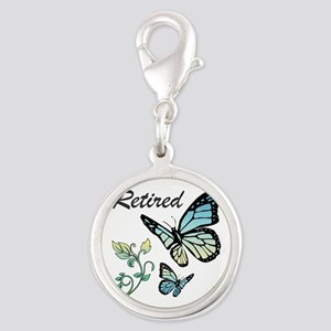 Retired w/ Butterflies Charms