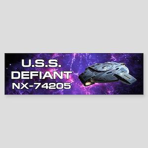 DEFIANT PIA17563 Sticker (Bumper)