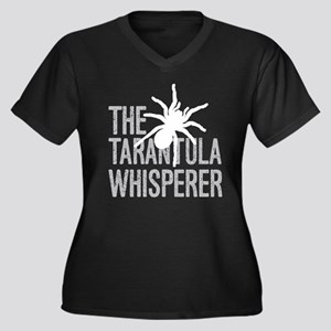 The Tarantula Whisperer Plus Size T-Shirt