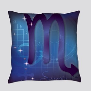 Scorpio Everyday Pillow